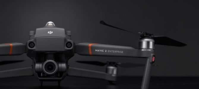DJI Mavic 2 Enterprise: уполномочен помогать