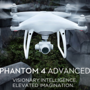 Phantom 4 Advanced: сюрприз от DJI Innovations