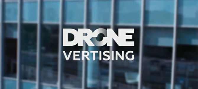 Дронвертайзинг (Dronevertising)