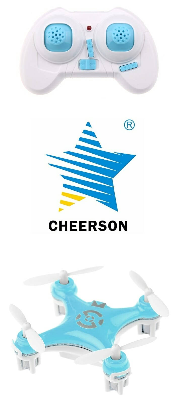 Cheerson CX-10 голубой трансмиттер
