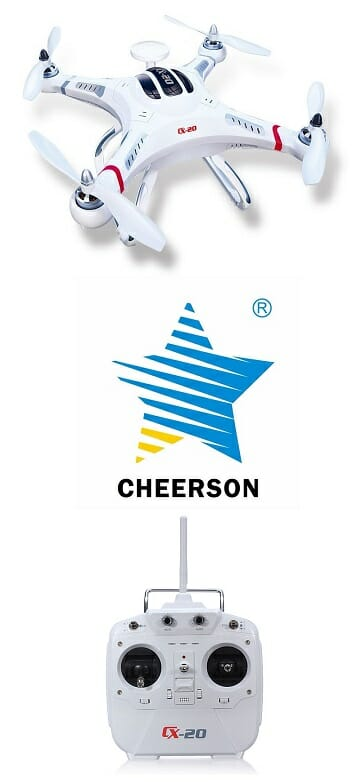 Cheerson CX-20 фото