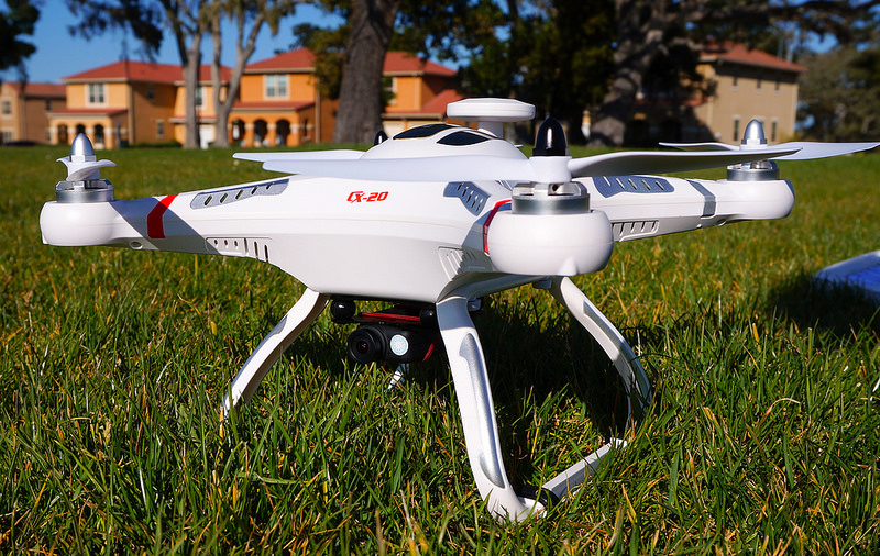 Cheerson CX-20 Pathfinder photo drone
