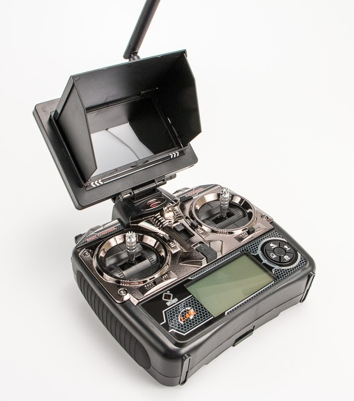 WLToys v666 transmitter photo