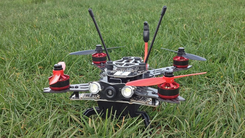 Eachine Assassin 180 квадрик
