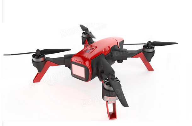 Red Arrow Racing drone вид сзади
