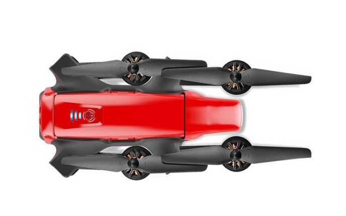 Red Arrow Racing drone photo