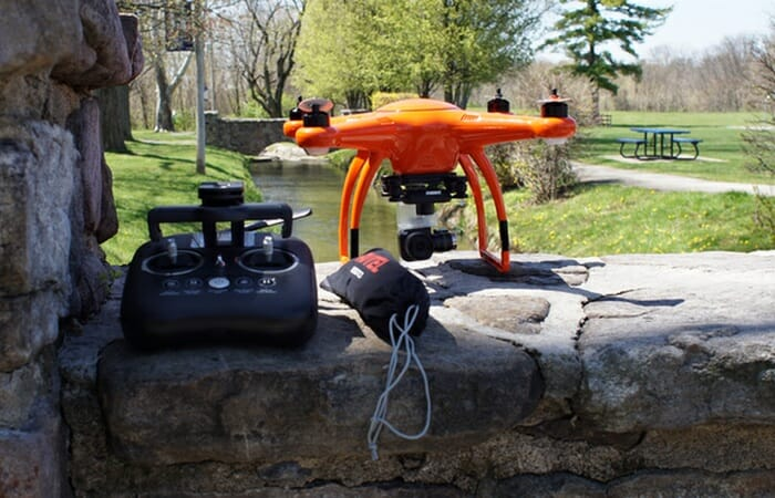 Autel Robotics X-Star Premium photo drone фото