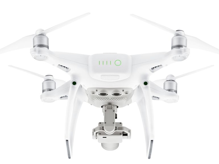 Phantom 4Pro backward