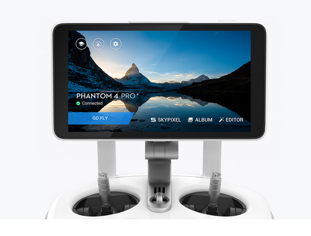 Phantom 4Pro new transmitter