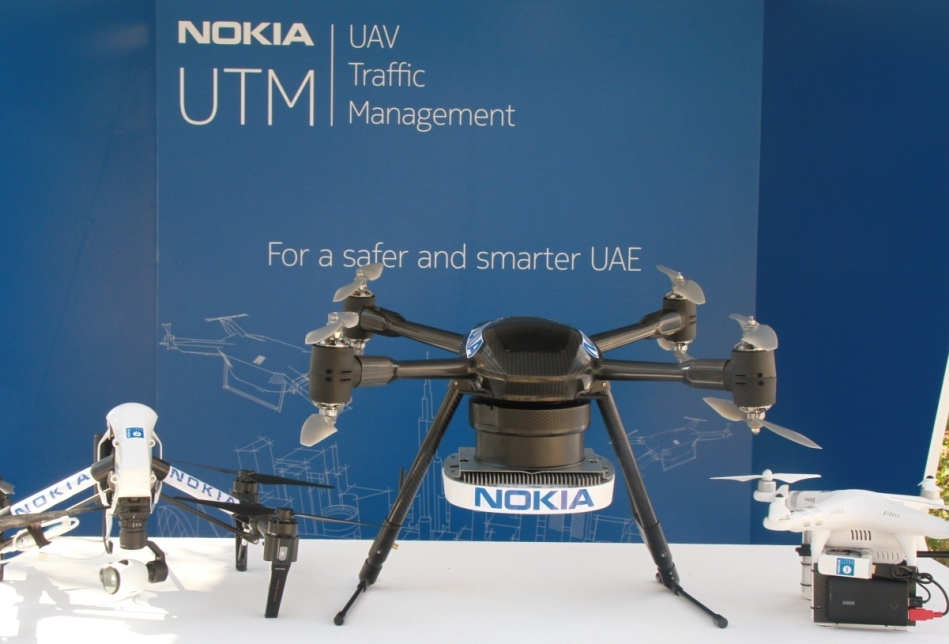 UAV Traffic Managemen