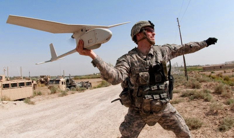 drone in army