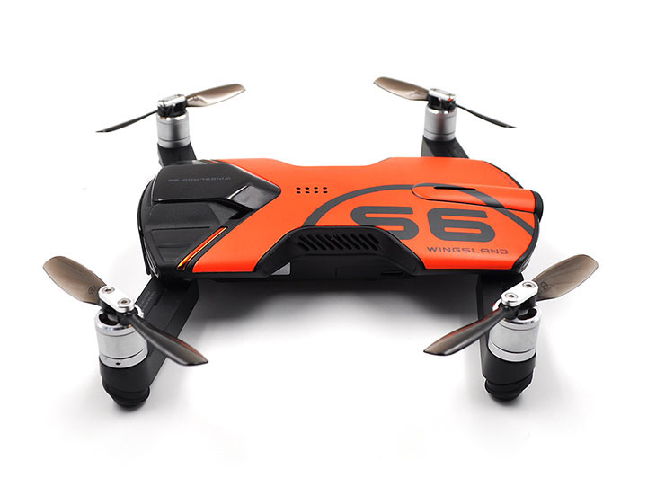 Wingsland S6 drone right side