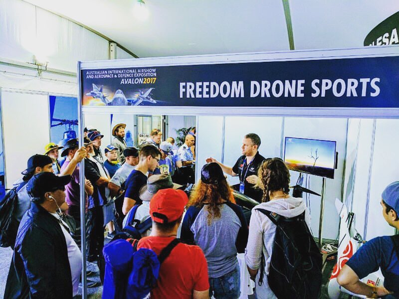 Freedom Drones Sports