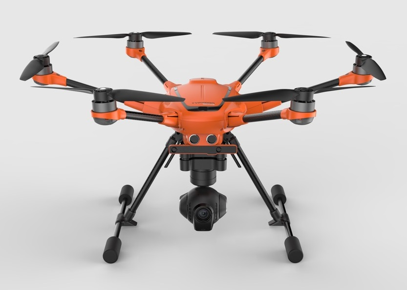 Yuneec Typhoon H520 Front view